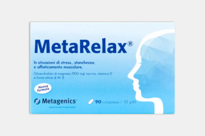 metarelax compresse