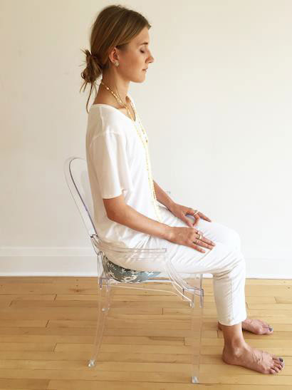 stress - Sitting Meditation