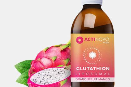 glutatione liposomale Actinovo dragonfruit-mango 250 ml