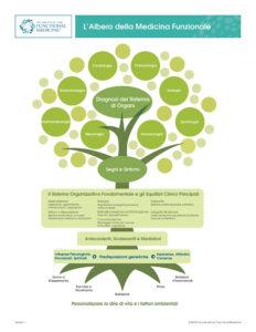 albero della medicina funzionale